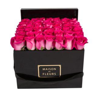 Фуксиевые розы Maison de Fleurs