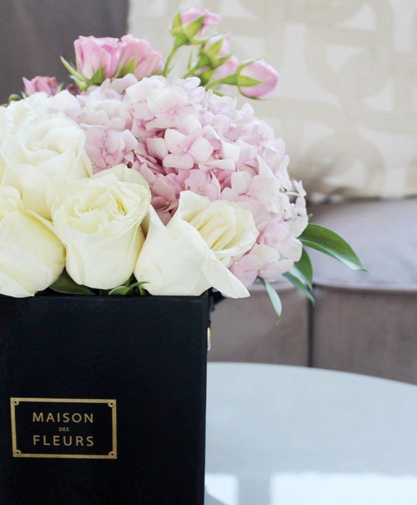 свадебный букет Maison